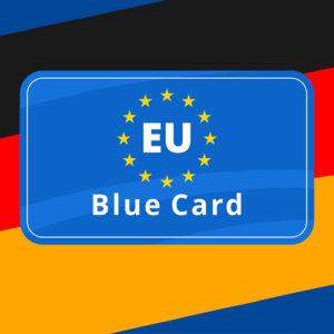 Послуги імміграція через Bluecard EU